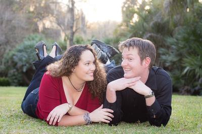 """Wedding Photography"" ""Gainesville"" ""Ocala"" ""Kanapaha Botanical Gardens"" ""Swamphead"" ""Swamphead Brewery"" ""engagement photos"""